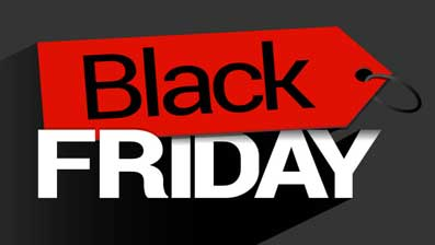 BLACK FRIDAY? Il nero va di moda