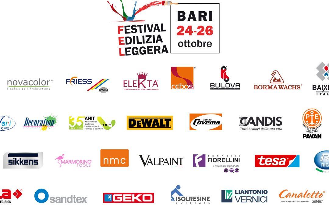 A Bari si prepara il Festival dell'Edilizia Leggera!
