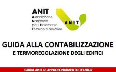 Nuova guida ANIT: contabilizzazione e termoregolazione degli edifici