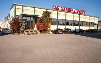 Pennelli Cervus, una storia che vale 3 generazioni