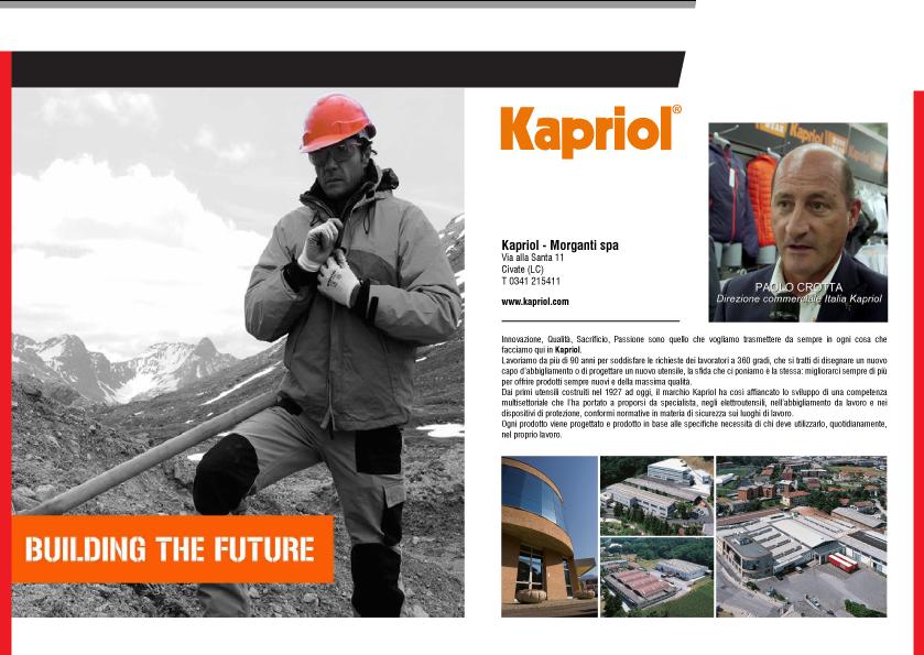 Kapriol, dal 1927 il miglior compagno sul posto di lavoro