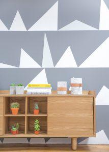 decorazioni geometriche
