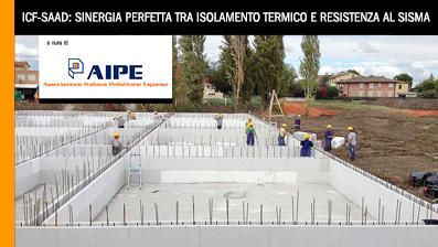 Sistemi ICF-SAAD: sinergia perfetta tra isolamento termico e resistenza sismica