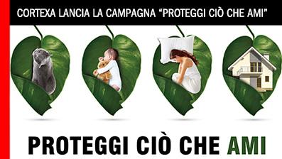 """Cortexa lancia la campagna """"Proteggi ciò che ami"""""""