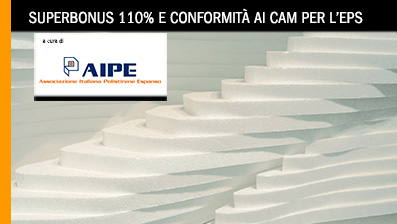 Superbonus 110 % e conformità ai CAM per l'EPS