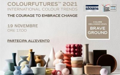 Al FEL virtual, Colour Futures 2021 by Sikkens
