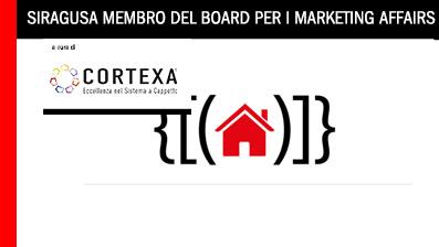 Alessandro Siragusa confermato per i Marketing Affairs EAE