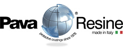 pava resine logo