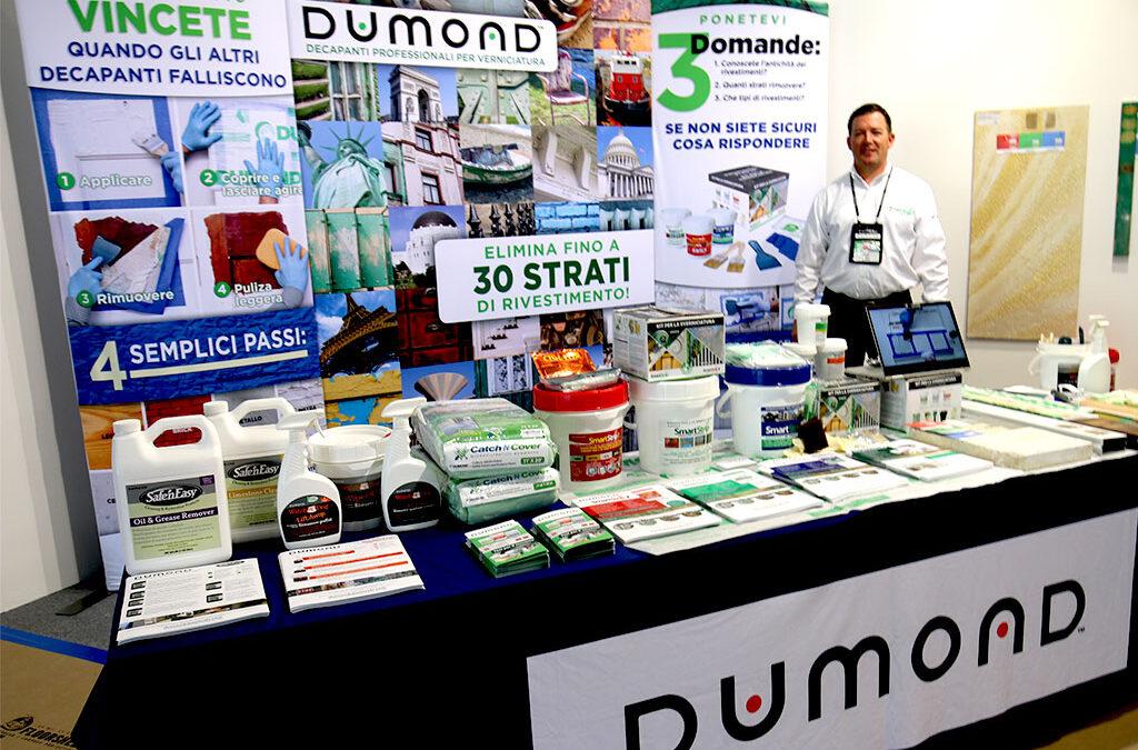 Dumond Chemicals a FEL Torino 2021