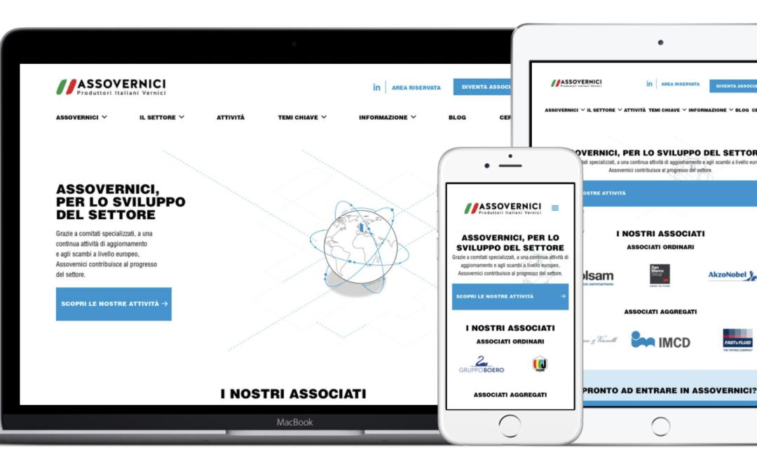 Assovernici lancia un nuovo sito, rinnovato nella struttura, nella grafica e nei contenuti che garantisce l'accesso a servizi strategici, frutto del network di collaborazioni chiave costruito dall'Associazione